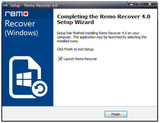 Lost Partition Recovery Software - Installation-screen-5